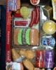 Набор еда,16предметов в коробке