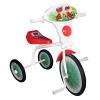 01-Велосипед трехколесный металлический