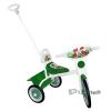 09/3-Велосипед трехколесный с ручкой,металл..