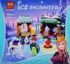 10661-Конструктор Холодные принцессы