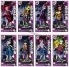 2146-Кукла Монстер,шарнирная,в ассорт