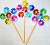 285-Вертушка цветок,перламут