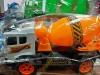 55366а-Машина бетомешалка,35см,инерцион.