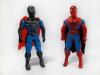 7716А-Человек паук,свет,32см