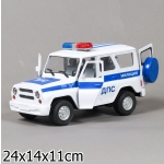 Машина УАЗ,милиция ДПС
