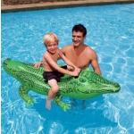 Крокодил надувной
