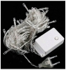 Микро гирлянда от сети,100 ламп