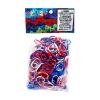 Набор резиночек для плетения ,3цветн.,600шт