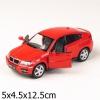 Машина ВМW -X6,металл,свет,звук